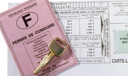 Combien coûte le permis de conduire ?