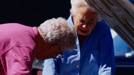 Les seniors au volant