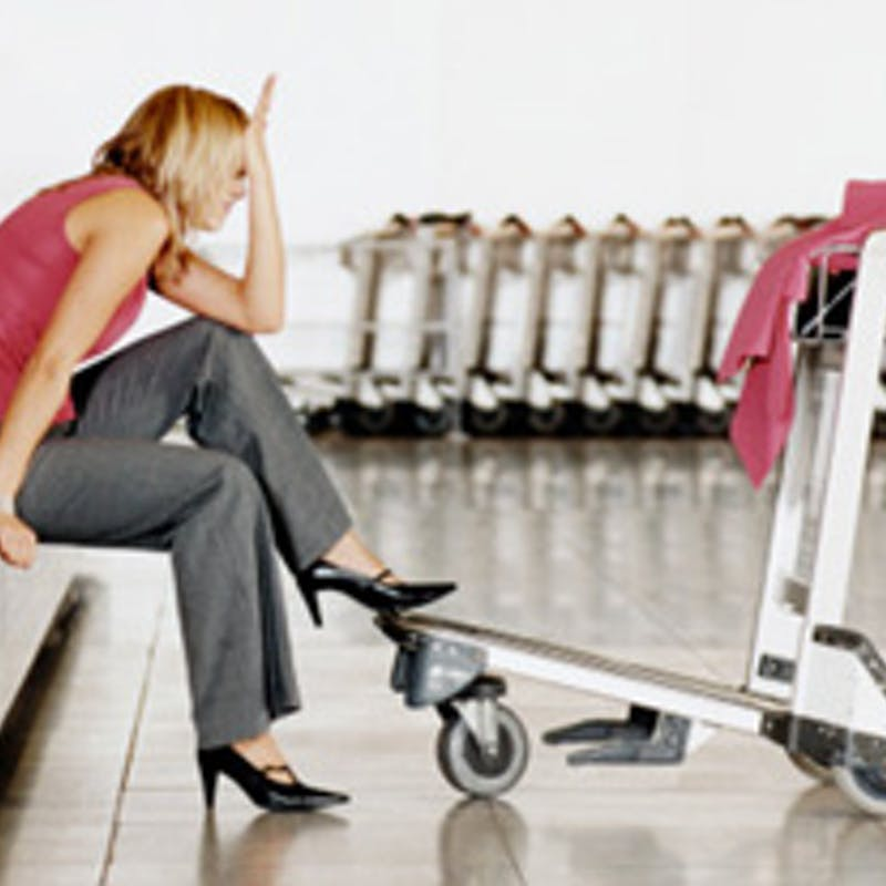 Bagages perdus à l'aéroport : que faire ?