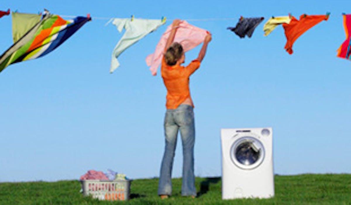 Lave Linge Couleur Gris laver le linge de façon écologique   dossier familial