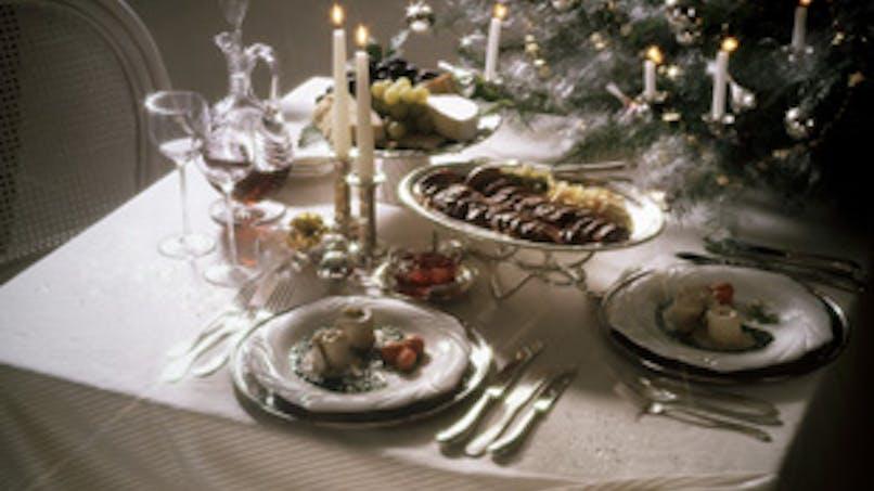 Décorer sa table pour les fêtes