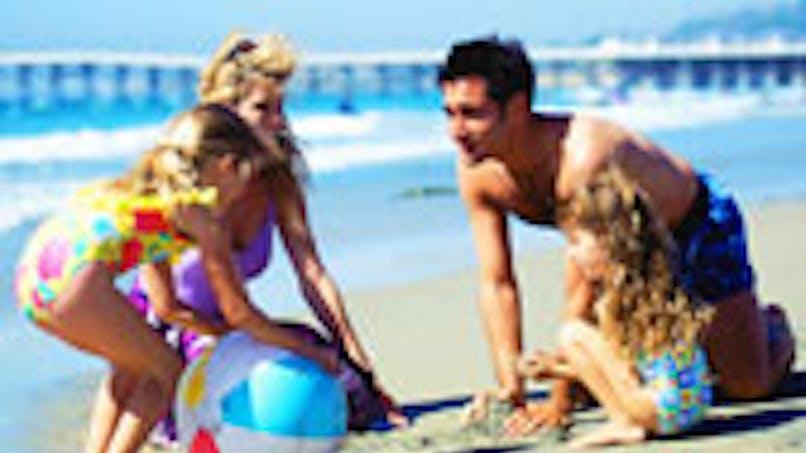 Ouvrir sa famille aux autres pendant les vacances