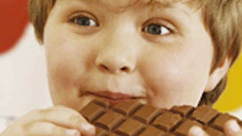 Enfants : attention à l'excès de poids
