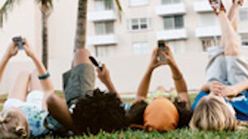 Mobile : quel forfait pour les enfants ?