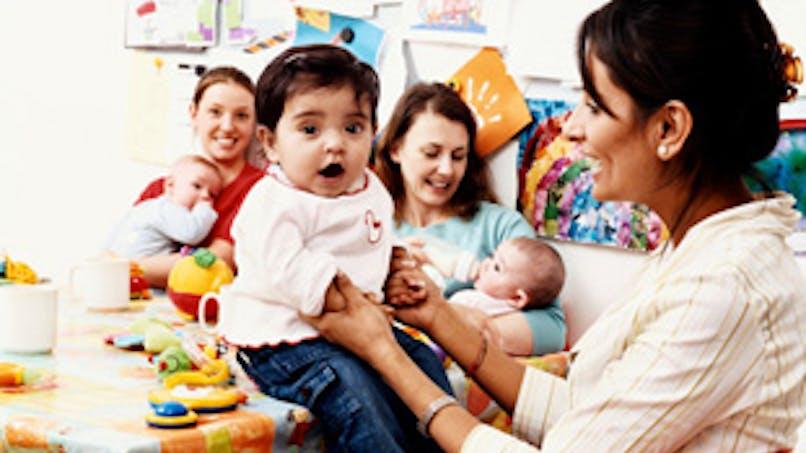 Les aides à la garde d'enfants