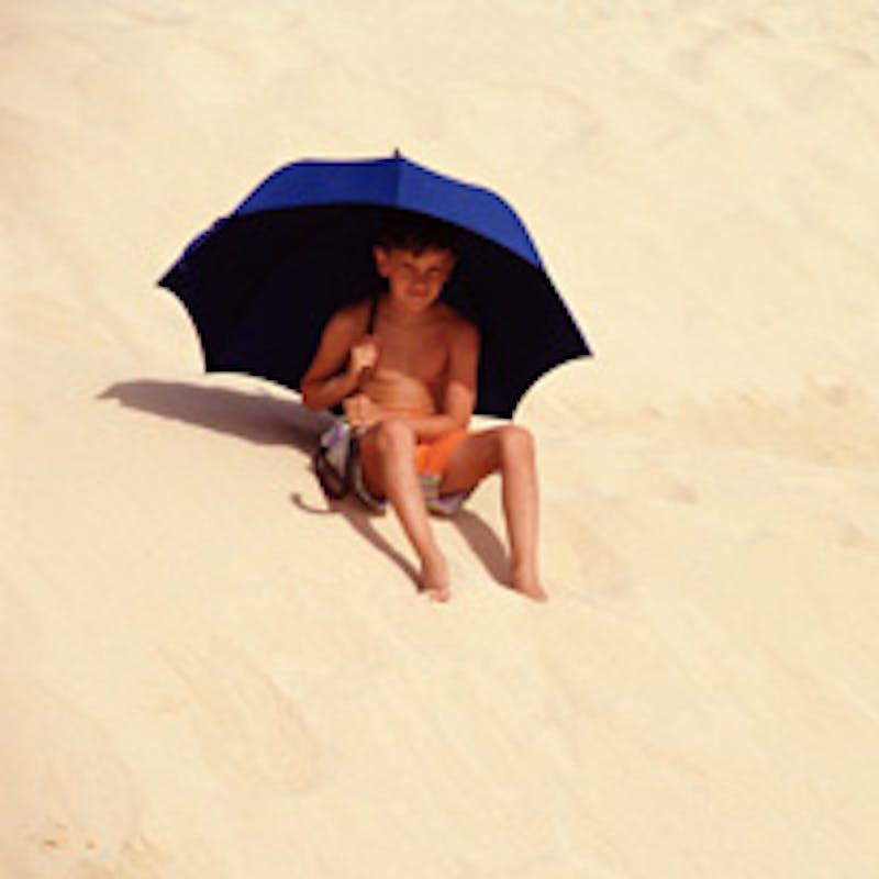 Protéger ses enfants des dangers de l'été