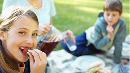 Enfants : comment les faire bien manger ?
