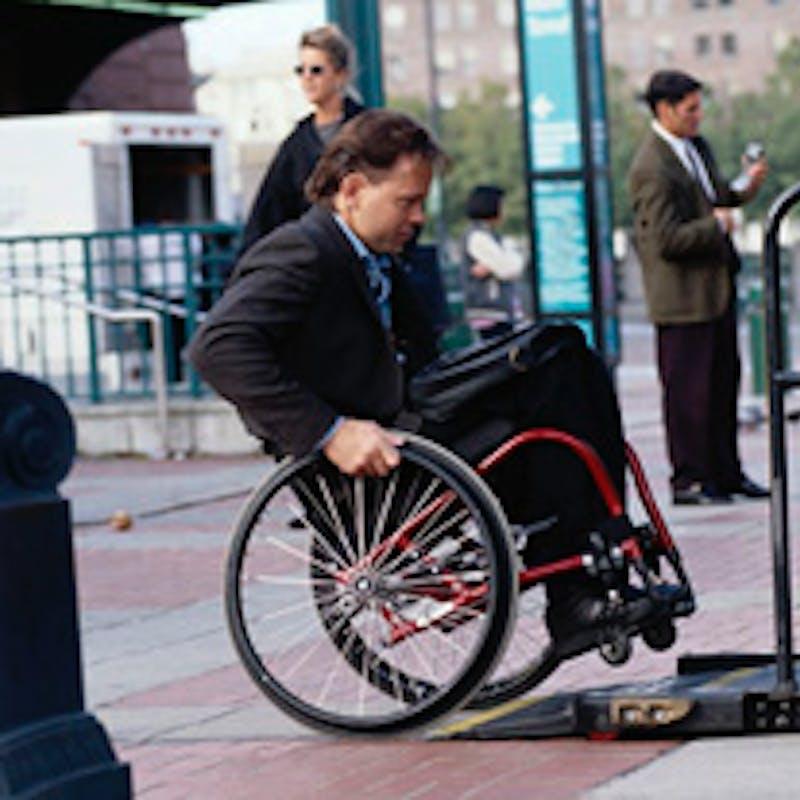 Des aides à l'emploi pour les handicapés