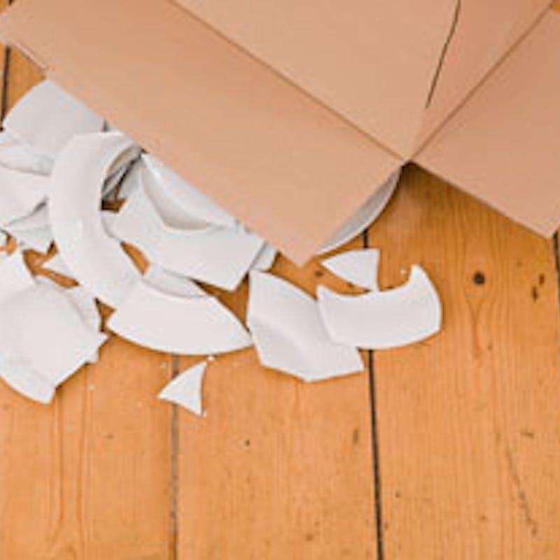 Déménagement : se faire rembourser les pertes et casses