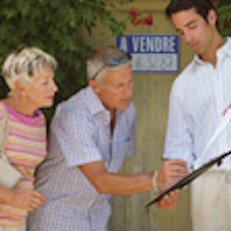 Vente immobilière : la commission d'agence sur la sellette