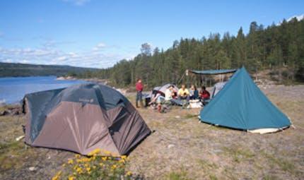 Le camping à l'heure du high-tech