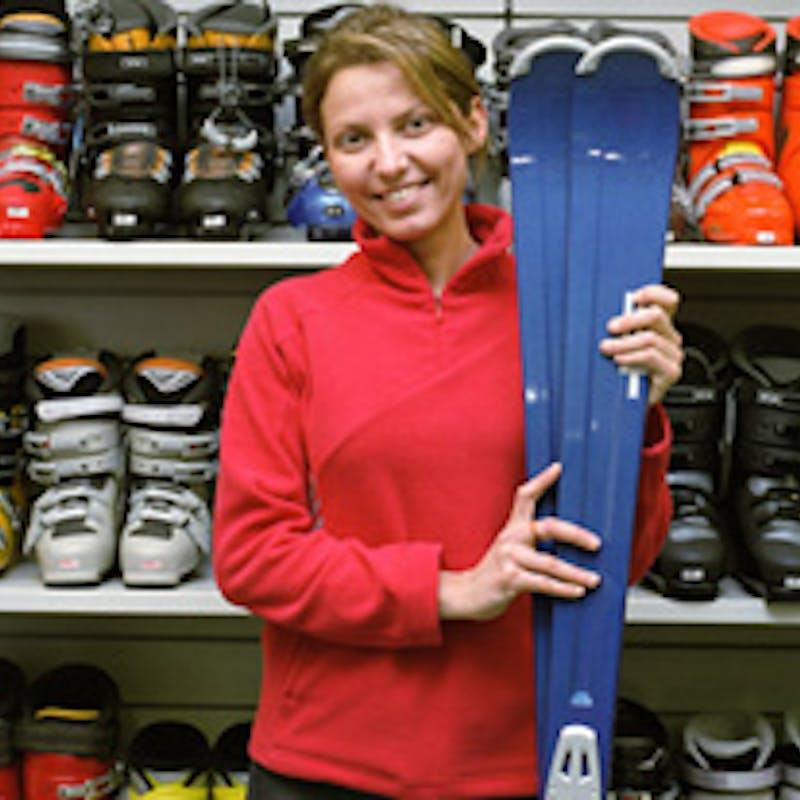 Louer des vêtements de ski
