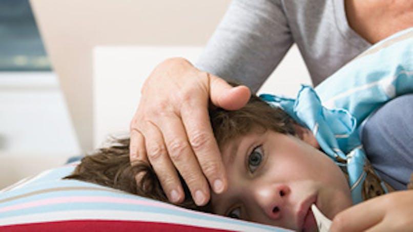 Le congé pour enfant malade