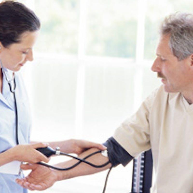 Hypertension : à contrôler !