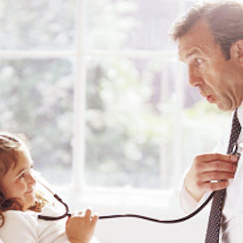 Le prix d'une visite du médecin