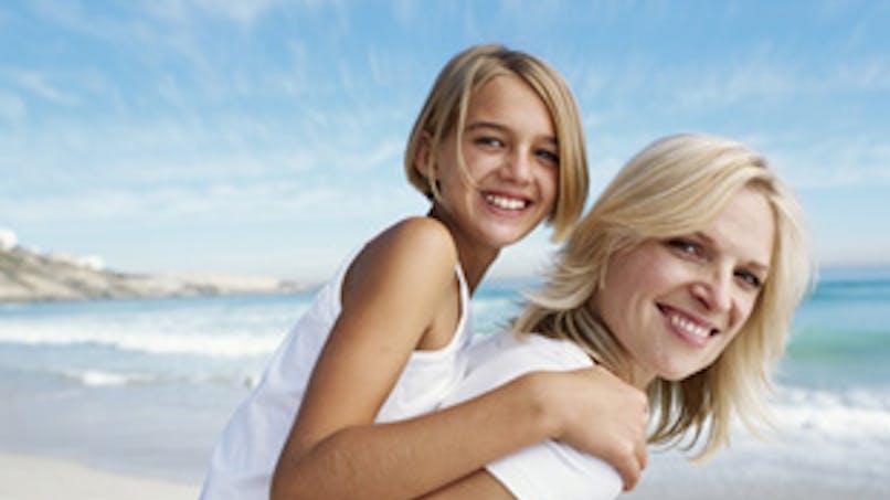 Partir en vacances seul avec ses enfants