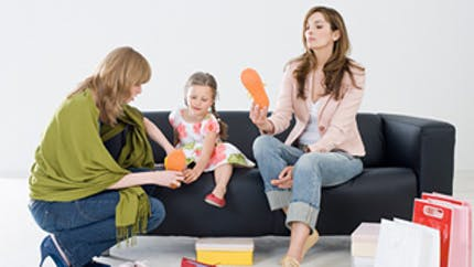 Grandir au sein d'une famille homoparentale