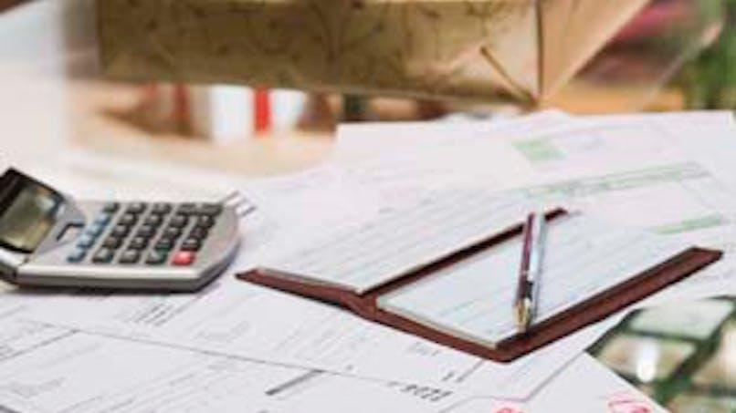 Le coût d'un chèque sans provision