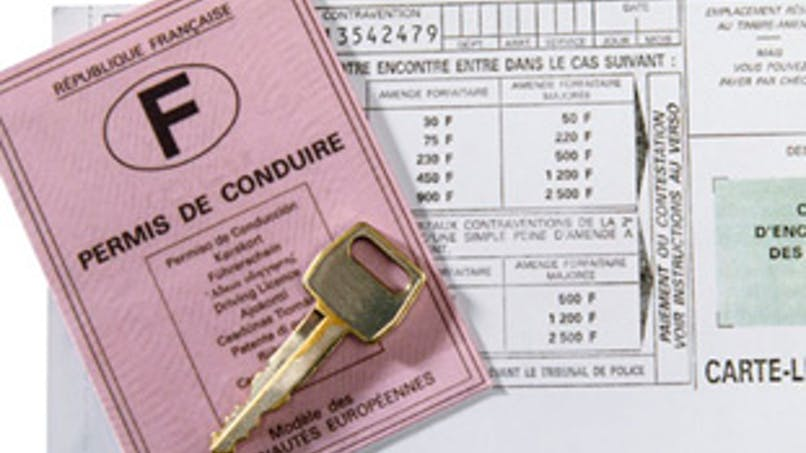 Permis de conduire : le trafic de points sanctionné