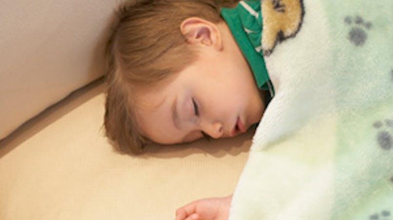 Mon enfant dort mal...