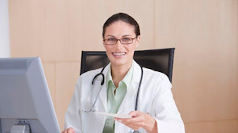 Votre dossier médical personnel (DMP) sur Internet