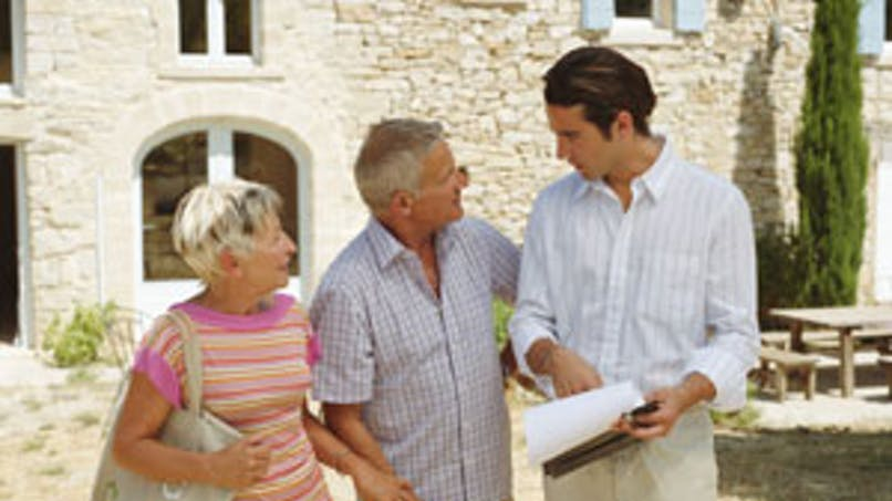 Trouver un logement via une agence immobilière
