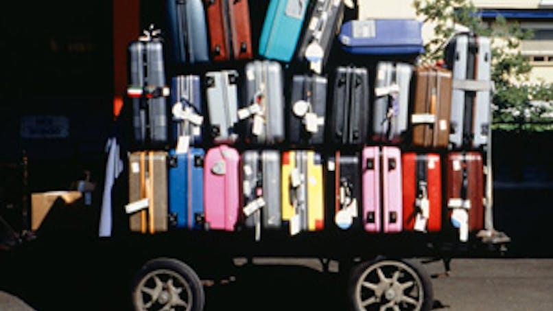 Le service SNCF Bagages à domicile, pour voyager léger