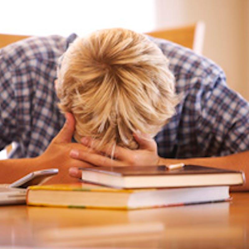 Réagir en cas de sanction disciplinaire à l'école