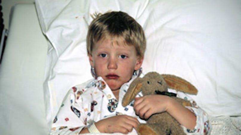 Protéger les enfants des accidents domestiques