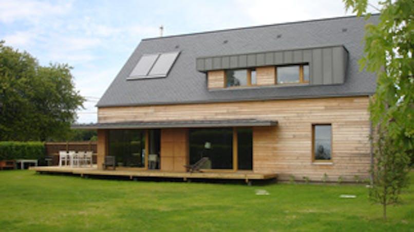 Construire une maison en bois
