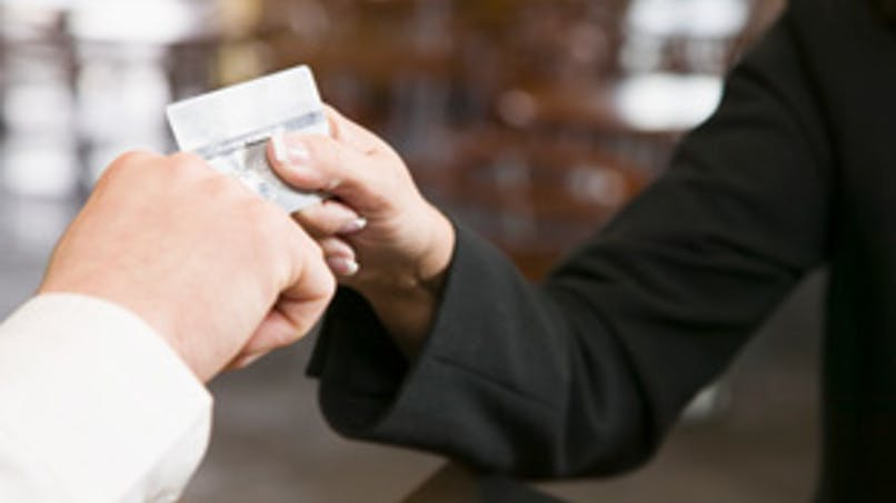 Le paiement sans contact arrive en magasin