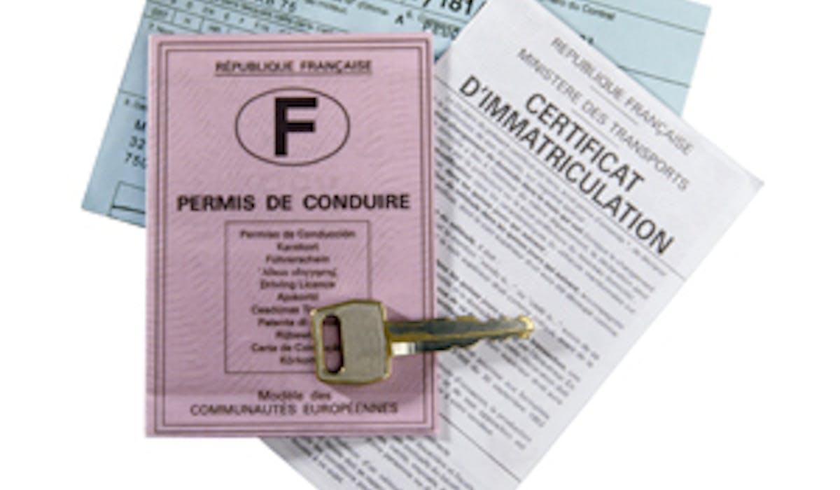 Certificat Dimmatriculation Ancienne Carte Grise
