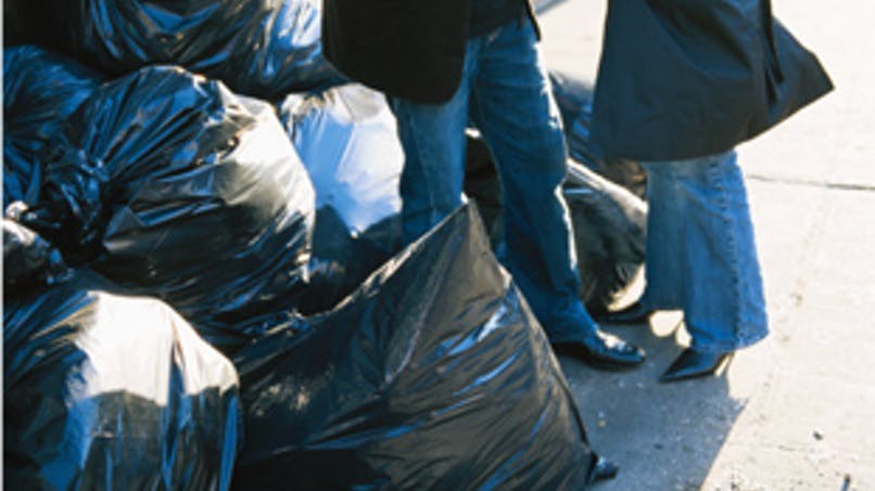 La taxe d'enlèvement des ordures ménagères (TEOM)