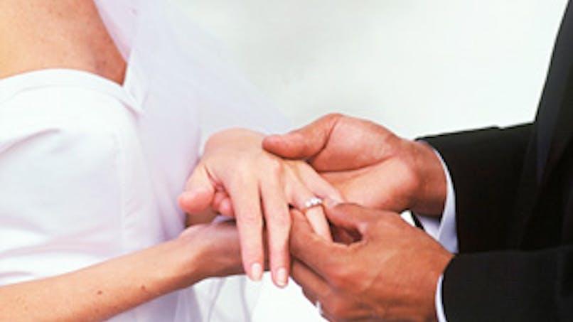 Copie d'acte de mariage
