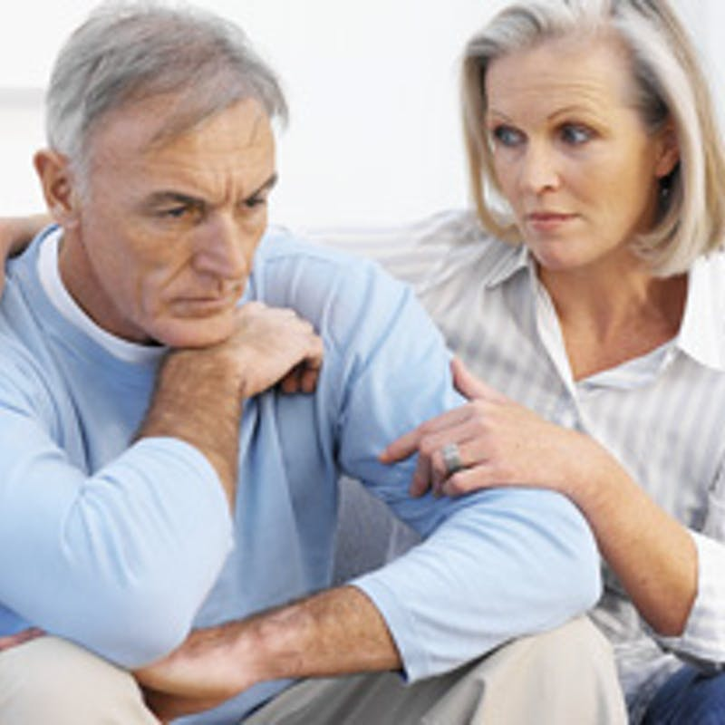 Vivre avec un conjoint stressé