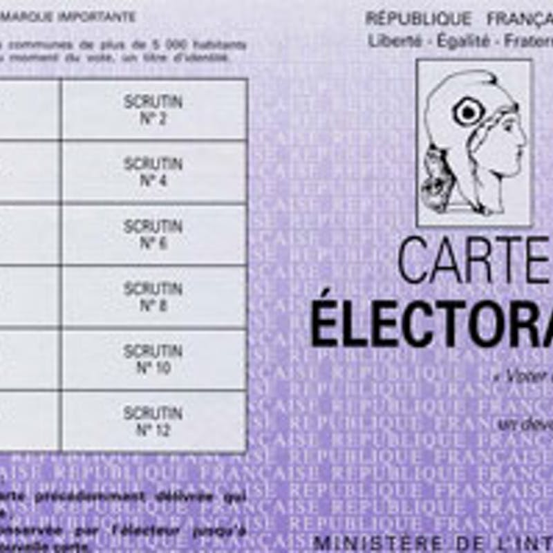 Municipales 2014 : nouvelle façon de voter