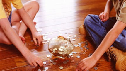 Acheter des pièces d'or à ses enfants