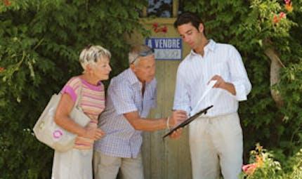 Immobilier : emprunter après 50 ans