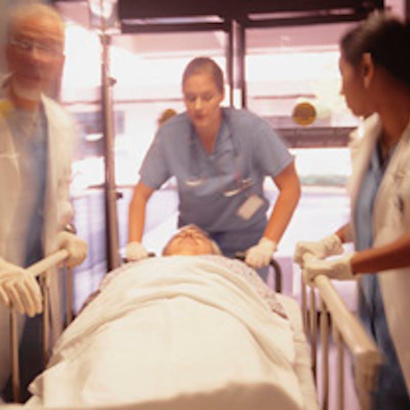 Entrée aux urgences : pas de panique !