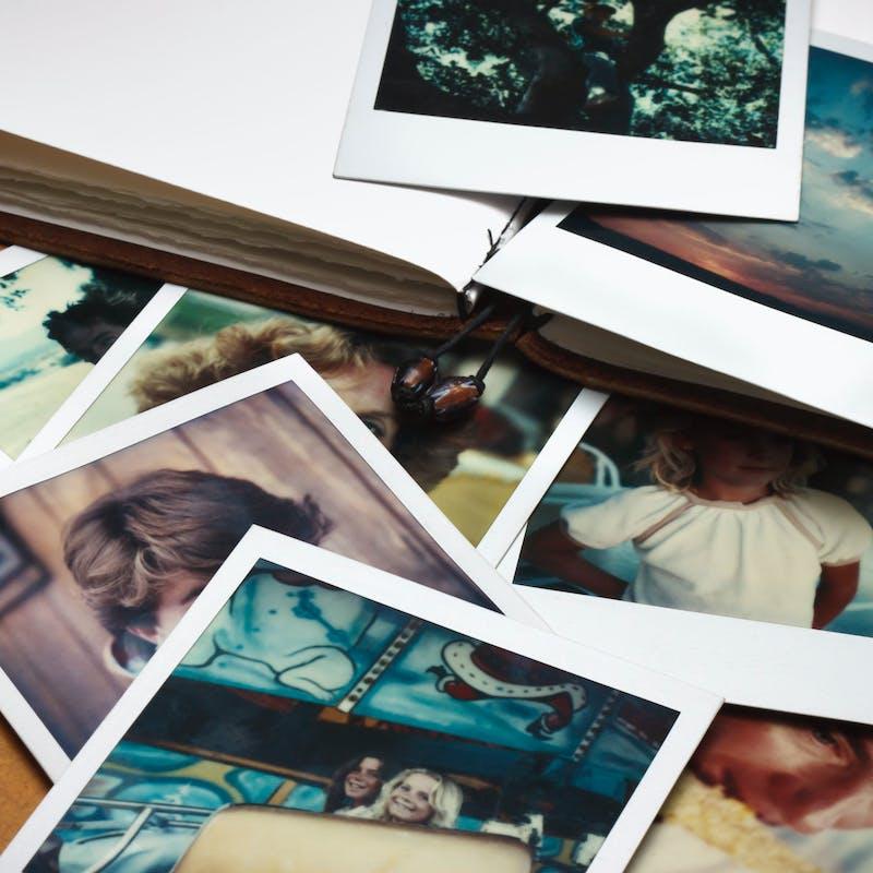 Numérisez les photos de votre enfance