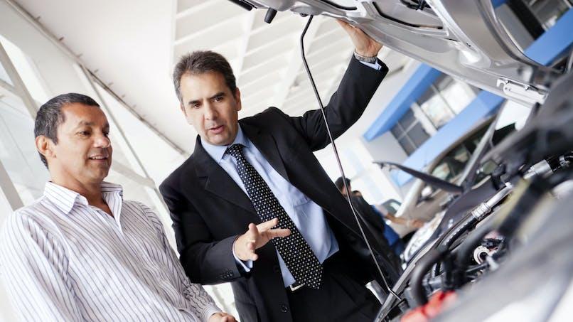Les devoirs du vendeur d'un véhicule