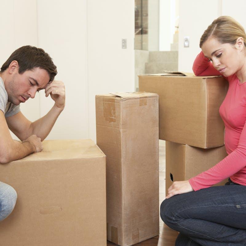 Divorce, séparation : le partage des biens