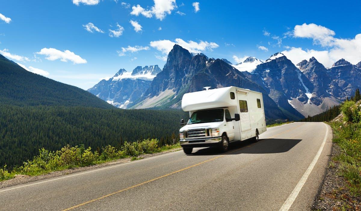 450 000 Français sillonnent les routes à bord de camping-cars.