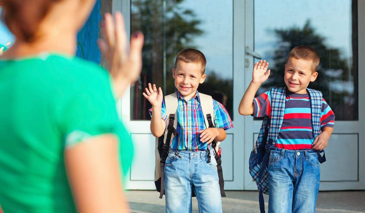 Pour des enfants petits, préférer un cycle court : trois jours chez un parent, quatre chez l'autre.