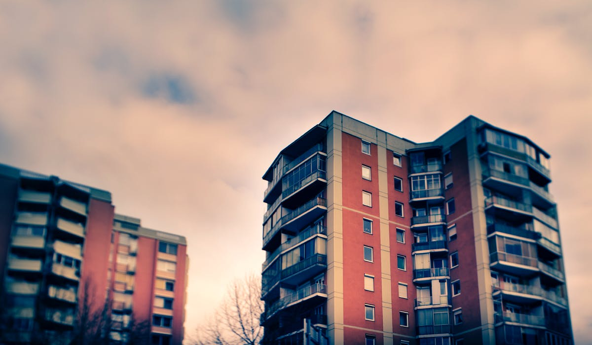 La faillite ne concerne pas seulement les copropriétés situées dans des quartiers où habite une population pauvre.