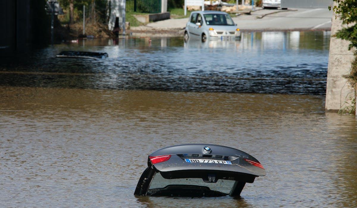 Des pluies torrentielles ont fait au moins 17 morts sur la Côte d'Azur, dans la nuit du samedi 3 au dimanche 4 octobre.