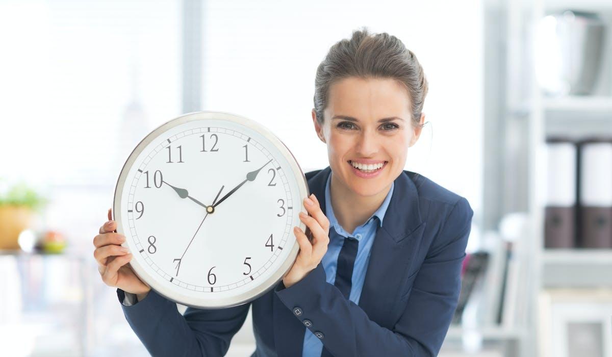 En principe, la durée du temps partiel ne doit pas être inférieure à 24 heures par semaine.