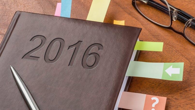 Découvrez le calendrier des jours fériés 2016