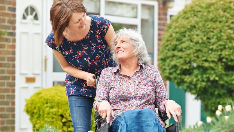 Plus souple, le congé de proche aidant remplace le congé de soutien familial