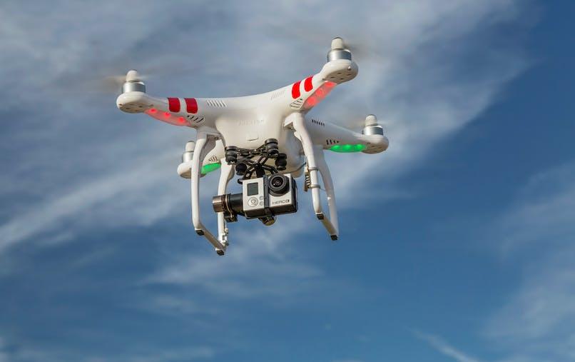 L'usage des drones s'est répandu en France ces dernières années.